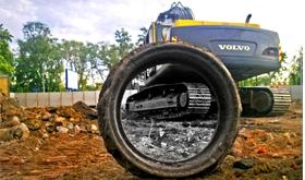 Демонтаж ливневой канализации